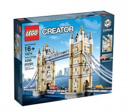 Lego Klocki Creator Expert Tower Bridge