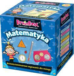 Gra BrainBox Matematyka