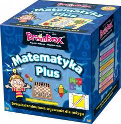 Gra BrainBox Matematyka Plus