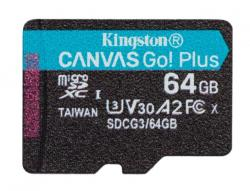 Karta microSD 64GB Canvas Go Plus 170/70MB/s