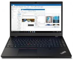 Laptop ThinkPad T15p G1 20TN002CPB W10Pro i7-10750H/16GB/512GB/GTX1050 3GB/15.6 FHD/Black/3YRS Premier Support