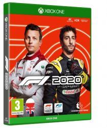 Gra Xone F1 2020 Standard Edition
