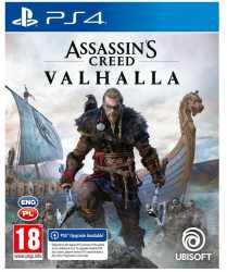 Gra PS4 Assassins Creed Valhalla
