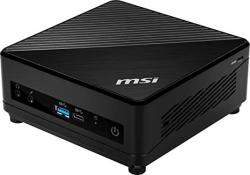 MSI Mini PC Cubi 5 10M-009BEU nOS/i3-10110/WiFi/BT/czarny