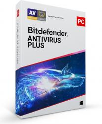 *BitDefender AV Plus Kontynuacja 3Stan. 1Rok BDAV-K-1Y-3D