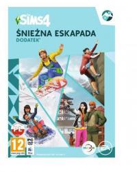 Gra PC Sims 4 Śnieżna Eskapada