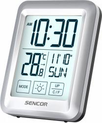 Termometr pokojowy z zegarkiem SENCOR SWS 1918 Budzik