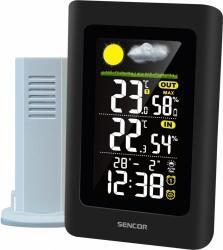 Sencor Stacja pogody SWS 4270 wyświetlacz LCD kolor