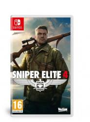 Cenega Gra NS Sniper Elite 4