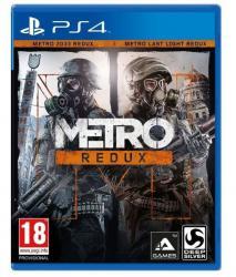 Gra PS4 Metro Redux
