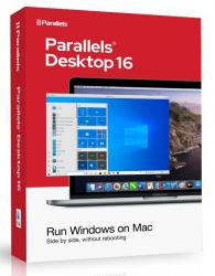 Parallels Desktop 16 Retail Box Full EU