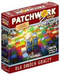 Lacerta Gra Patchwork Edycja Zimowa