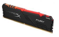Pamięć DDR4 Fury RGB 16GB/2666 (1*16GB) CL16