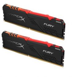 Pamięć DDR4 Fury RGB 32GB/2400 (2*16GB) CL15