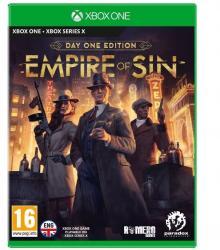 Gra XOne Empire of Sin Day One Edition