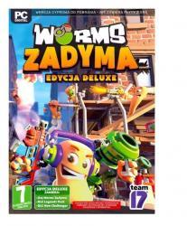 Gra PC Worms Zadyma Edycja Deluxe
