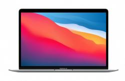 13 MacBook Air Silver: Apple M1 chip 8-core CPU and 7-core GPU/8GB/256GB SSD/US English layout -MGN93ZE/A/US