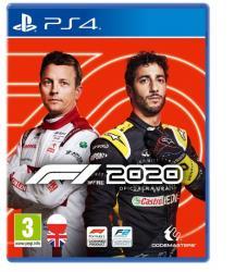 Gra PS4 F1 2020 Standard Edition