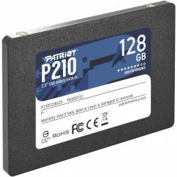 Patriot Dysk SSD 128GB P210 450/430 MB/s SATA III 2.5