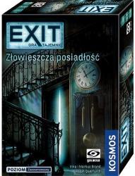 Gra EXIT Złowieszcza Posiadłość