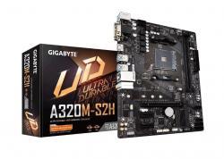 Płyta główna A320M-S2H 3.0 AM4 A320M 2DDR4 HDMI/DVI/D-SUB uATX