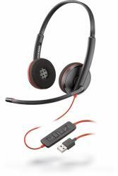 Blackwire C3220 USB A słuchawki z mikrofonem
