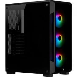 iCUE 220T RGB TG Mid Tower BLACK