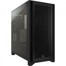 5000D Airflow TG Black Mid Tower ATX