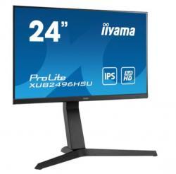 Monitor 23.8 cala XUB2496HSU-B IPS,1ms,HDMI,DP,FreeSync,USB,2x2W