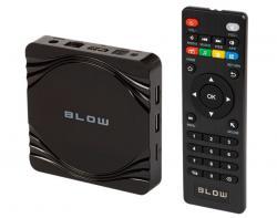 Odtwarzacz multimedialny Android TV BOX Bluetooth