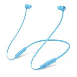 Beats Flex - bezprzewodowe słuchawki douszne zapewniające komfort użytkowania przez cały dzień - Płomienny niebieski