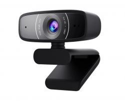 Asus Kamera internetowa C3 FullHD/30fps/mic Czarna