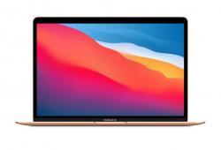 13 MacBook Air Gold: Apple M1 chip 8-core CPU and 7-core GPU/16GB/1 TB SSD - MGND3ZE/A/R1/D2