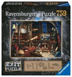 Ravensburger Puzzle 759 elementów - Exit, Obserwatorium Gwiezdne