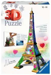 Ravensburger Puzzle 216 Elementów 3D Wieża Eifla