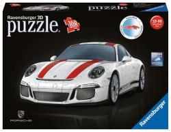 Ravensburger Puzzle 108 elementów - 3D Porsche