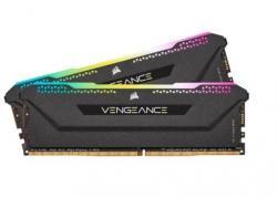 Pamięć DDR4 Vengeance RGB PRO SL 16GB/3200 (2*8GB) czarna CL16