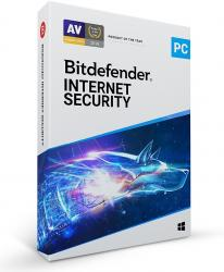 *BitDefender Int.Sec.KON 3Stan. 1Rok BDIS-K-1Y-3D