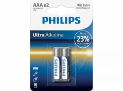 Bateria alkaliczna LR03 AAA Ultra (2 szt)