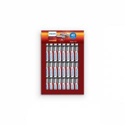 Bateria AAA 40 szt. alkaliczna