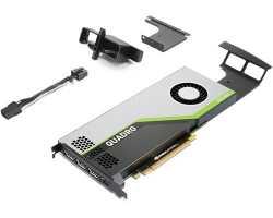 Karta graficzna ThinkStation Nvidia Quadro RTX4000 8 GB GDDR6 4X60Z97113