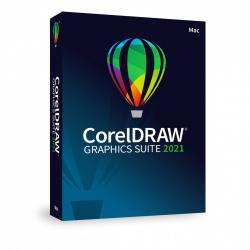 CorelDRAW GS 2021 PL/CZ Box MAC CDGS2021MMLDPEM