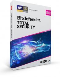 *BitDefender TOTAL SecMD 10St. 1Rok BDTS-N-1Y-10D