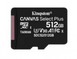 Karta pamięci microSD 512GB Canvas Select Plus 100/85MB/s