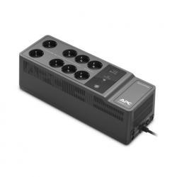 BE650G2-GR Back UPS 650VA/400W Schuko CEE 7/7P 1 USB charging por