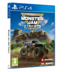 Gra PS4 Monster Jam Steel Titans 2