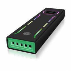 Obudowa IB-G1826MF-C31 M.2 NVMe SSD USB 3.1 TYP-C