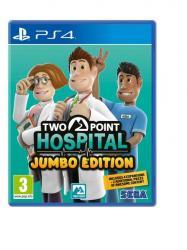 Gra PS4 Two Point Hospital Jumbo Edition
