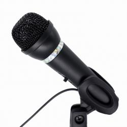 Mikrofon biurkowy z wyłącznikiem