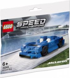 Lego Klocki Speed Champions 30343 McLaren Elva